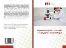 Buchcover von Glycémie rapide comparée à la glycémie enzymatique