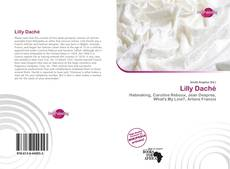 Bookcover of Lilly Daché