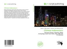 Bookcover of Chinese Indonesians