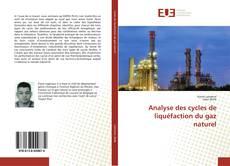 Couverture de Analyse des cycles de liquéfaction du gaz naturel