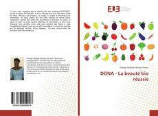 Buchcover von DONA - La beauté bio réussie