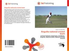 Anguilla national cricket team的封面