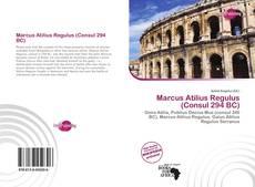 Buchcover von Marcus Atilius Regulus (Consul 294 BC)