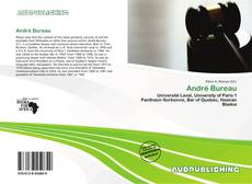 Bookcover of André Bureau