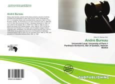 André Bureau kitap kapağı