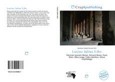 Couverture de Lucius Julius Libo