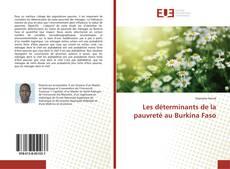 Bookcover of Les déterminants de la pauvreté au Burkina Faso