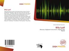 Bookcover of Billy Lyall