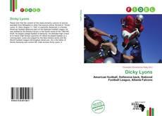 Couverture de Dicky Lyons