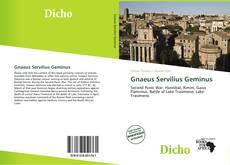 Buchcover von Gnaeus Servilius Geminus