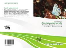 Buchcover von Acentria ephemerella