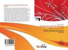 Bookcover of Championnats du Monde d'Escrime 2002