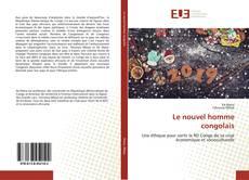 Bookcover of Le nouvel homme congolais