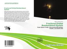 Fractional Orbital Bombardment System kitap kapağı