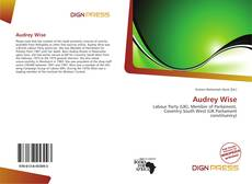 Bookcover of Audrey Wise