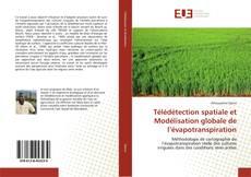 Bookcover of Télédétection spatiale et Modélisation globale de l'évapotranspiration