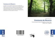 Commune de Navarre的封面