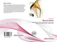 Buchcover von Merano Open