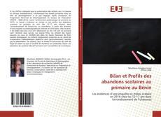 Portada del libro de Bilan et Profils des abandons scolaires au primaire au Bénin