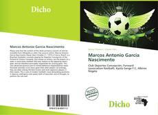 Marcos Antonio García Nascimento的封面