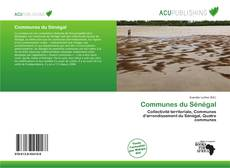 Capa do livro de Communes du Sénégal