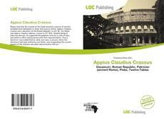 Capa do livro de Appius Claudius Crassus