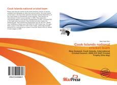 Bookcover of Cook Islands national cricket team
