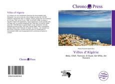 Обложка Villes d'Algérie