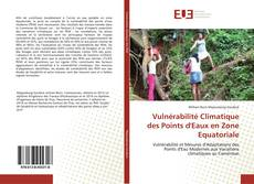 Bookcover of Vulnérabilité Climatique des Points d'Eaux en Zone Equatoriale