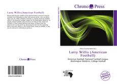 Buchcover von Larry Willis (American Football)