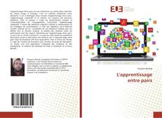 Bookcover of L'apprentissage entre pairs