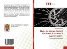 Borítókép a  Etude du comportement vibratoire d'un rotor à support excité. - hoz
