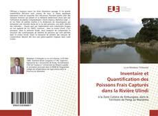 Capa do livro de Inventaire et Quantification des Poissons Frais Capturés dans la Rivière Ulindi