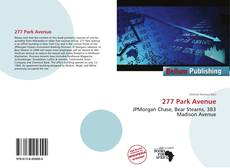 Bookcover of 277 Park Avenue