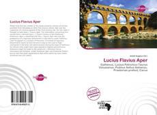 Couverture de Lucius Flavius Aper