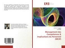 Bookcover of Management des Compétences & Implications du Personnel (MCIP)