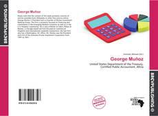 Bookcover of George Muñoz
