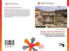 Portada del libro de Gnaeus Arrius Antoninus