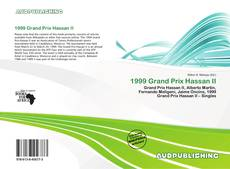 Bookcover of 1999 Grand Prix Hassan II