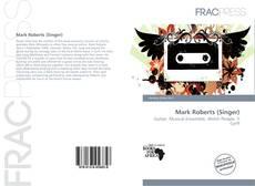 Capa do livro de Mark Roberts (Singer)