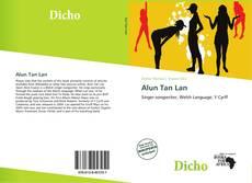 Capa do livro de Alun Tan Lan