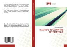 ÉLÉMENTS DE GÉOMÉTRIE DIFFÉRENTIELLE kitap kapağı