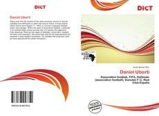 Capa do livro de Daniel Uberti