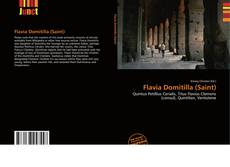 Bookcover of Flavia Domitilla (Saint)