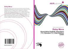 Bookcover of Daley Mena