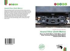 Bookcover of Anand Vihar (Delhi Metro)