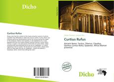 Bookcover of Curtius Rufus