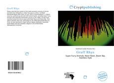 Copertina di Gruff Rhys