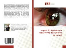 Bookcover of Impact du Big Data sur l'attractivité des cabinets de conseil