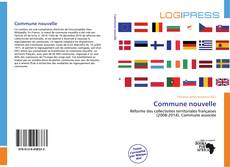 Bookcover of Commune nouvelle